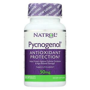 Natrol Pycnogenol - 50 Mg - 60 Capsules