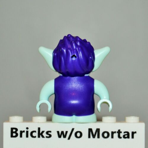 New Genuine LEGO Fibblin Minifig Elves 41185