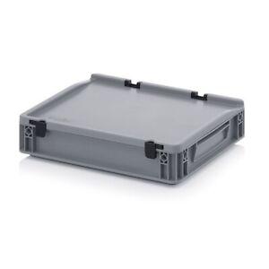 Eurobehaelter-40x30x9-mit-Deckel-Stapelbehaelter-Lagerbox-Stapelbox-400x300x90