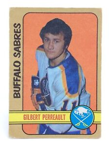 1972-73-Gilbert-Perreault-136-Buffalo-Sabres-OPC-O-Pee-Chee-Hockey-Card-H443