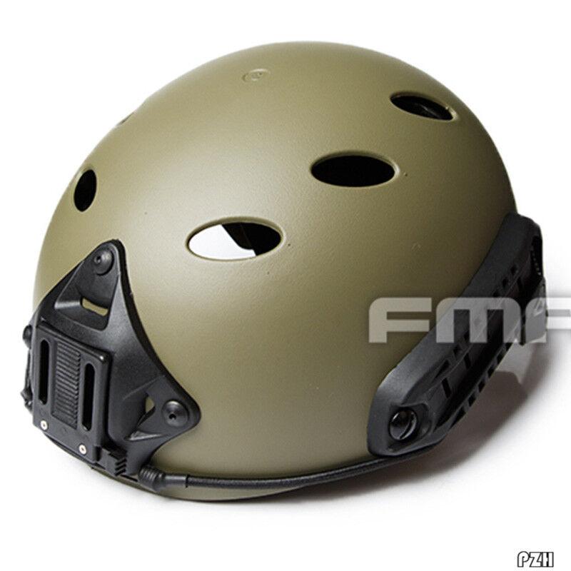 FMA Táctico Airsoft CS casco rápido-tipo PJ de projoección RG TB1187