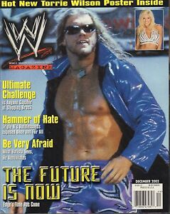 WWE-Magazine-December-2002-Edge-Triple-H-VG-032916DBE