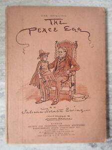 Antique-1880-039-s-Children-039-s-Book-The-Peace-Egg-Juliana-Horatia-Ewing