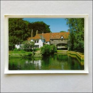 Pulls-Ferry-Norwich-Postcard-P397