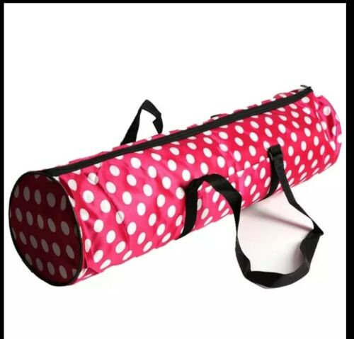 Yoga Mat Bag Water Repellent Mat Yoga Mats Cover Carrying Pack Zippered Mat...