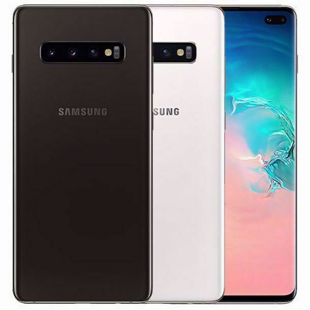 Samsung Galaxy S10 SM-G973U1 - 128GB - White (T-mobile AT&T  Unlocked) A