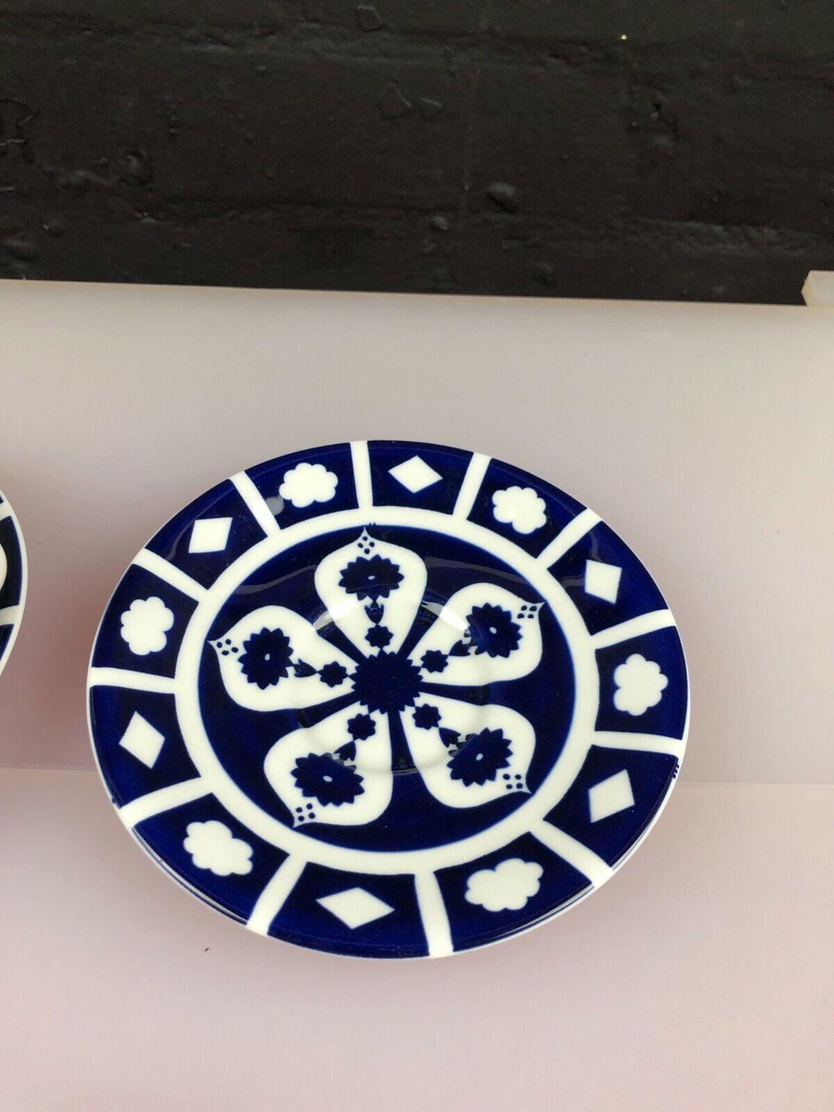 Image 4 - 2 x Royal Crown Derby Unfinished Imari 1128 Elizabeth Tea Cups & Saucers 5 Sets