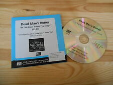 CD Indie Dead Man's Bones - In The Room Where You Sleep (1 Song) Promo ANTI- REC