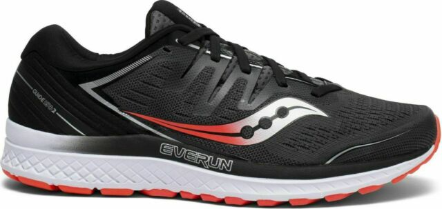 5adde35a Saucony Mens Hurricane ISO 2 Everun Trainers Running Shoes Silver 7 Wide  (e) for sale online | eBay