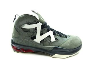new product be6a1 29396 Image is loading JORDAN-MELO-M9-551879-343-OLIVE-GREEN-BLACK-