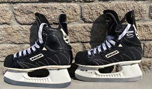 Bauer-Supreme-7000-Junior-Youth-Hockey-Skates-Size-2-5-US-3-5-Canada-Tuuk-Blades