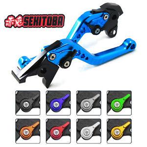 SEKITOBA-Brake-Clutch-Blue-Lever-for-Suzuki-GSX250R-V-Strom-GSR600-GSXR600-DL650