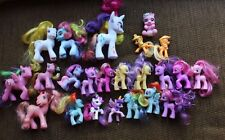 My Little Pony Ponies Lot 23 Figures Breezie Rainbow Pinkie Rarity G2 G3 G4
