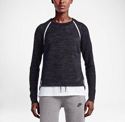 Tag allenamento Nike Maglia 180 Nuova maglietta da 010 da con 728669 Knit donna qnAxPwE
