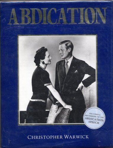 Abdication,Christopher Warwick