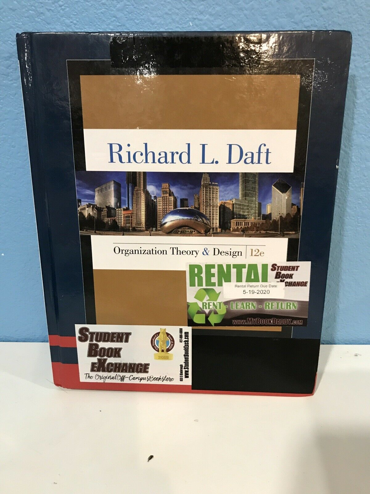Mindtap Course List Ser Organization Theory And Design By Richard L Daft 2015 Hardcover Revised Edition For Sale Online Ebay