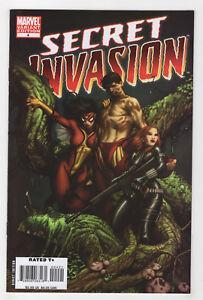Secret-Invasion-4-Sep-2008-Marvel-Steve-McNiven-Variant-Ltd-1-20-Bendis-va
