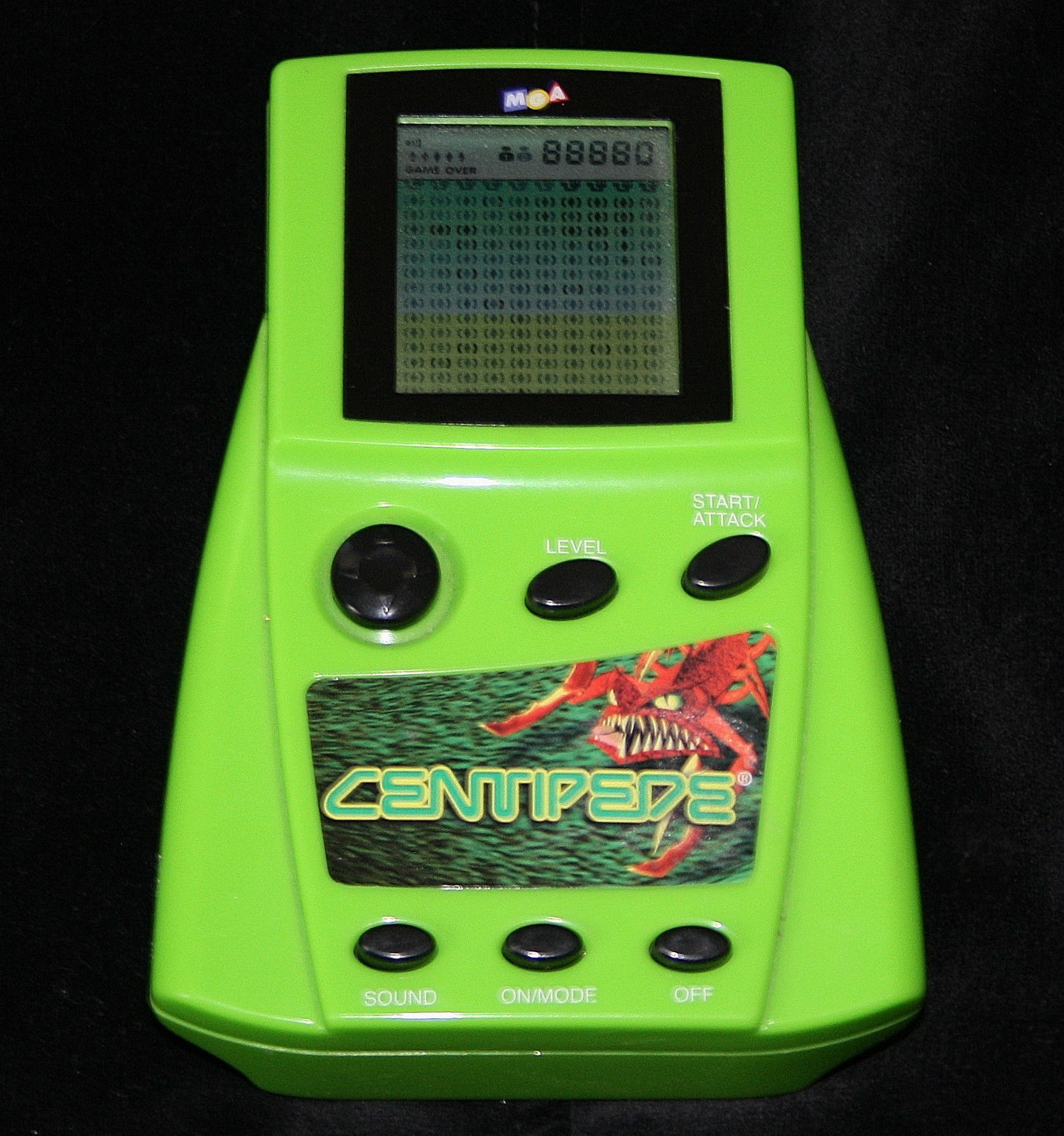 Handheld Game Centipede Mga Entertainment Classic Arcade Game Works Great Atari For Sale Online Ebay