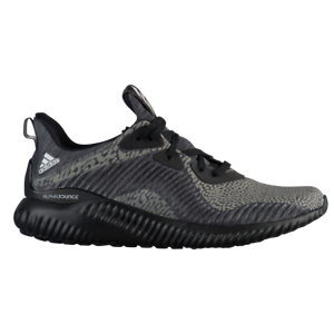 separation shoes eb815 ca0d3 Image is loading Womens-ADIDAS-ALPHABOUNCE-HPC-Womens-Running-Shoes-Black-