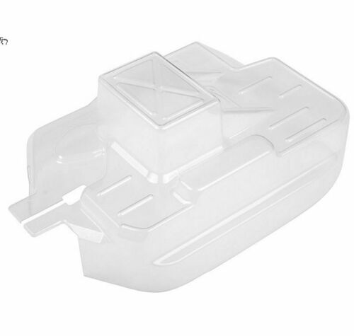 Team Corally C-00180-399 Chassi Cover Polycarbonate Clear Dementor Kronos Shogun