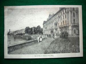 Lago-di-Como-nel-1882-Veduta-di-Villa-d-039-Este