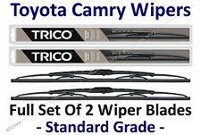 "1992-2001 Toyota Camry Wiper Blades - Set of 2 - 21""+19"" - 30210+30190"