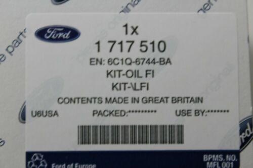 Original FILTERKIT 2,0 Diesel Ford Focus-C-Max-KUGA 1848220+1717510+1250324