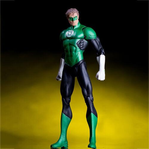 Justice League Superman Batman Flash Aquaman Green Lantern Wonder Woman Figures