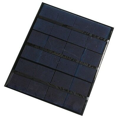 6V 3.5W Solar Panel USB Outdoor Travel Battery Charger For Phone PAD Mp3 Mp4