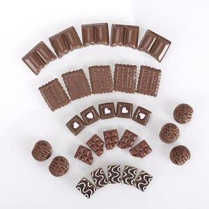 30pcs-DIY-Craft-Chocolates-Pattern-Flatbacks-Resina-plana-Scrapbooking