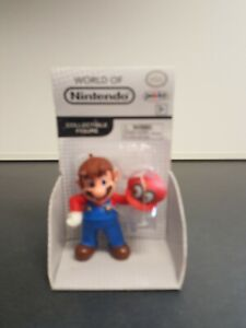 World-of-Nintendo-MARIO-WITH-CAPPY-2-5-034-Figure-BRAND-NEW