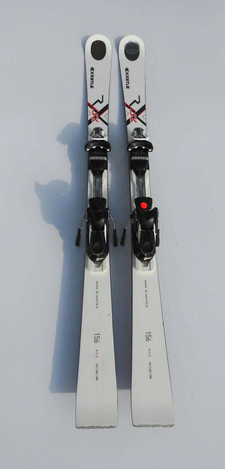 Kästle RX sl 75 carving-ski longitud 156cm (1,56m) enlace incl.   307