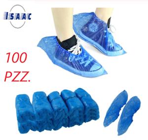 100-Pezzi-Copriscarpe-Calzari-Copriscarpa-Coprire-le-scarpe-Monouso-Usa-E-Getta