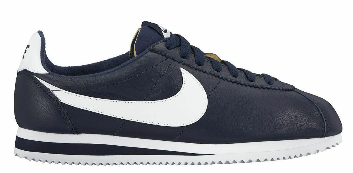 Mujeres Nike Talla Classic Cortez PRM Talla Nike 4 EUR 36.5, 23.5CM (807480 414) De Cuero eafbf0