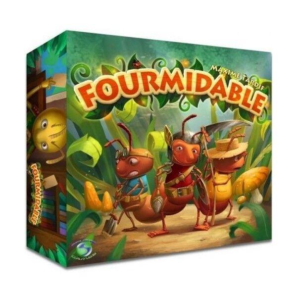 Fourmidable, Sphere Games