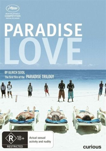 1 of 1 - Paradise - Love (DVD, 2014)