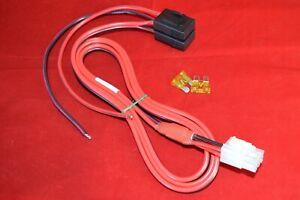 Yaesu-Kenwood-Icom-Alinco-6-pin-power-lead-with-fuses-LD120B