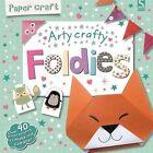 Paper Craft Foldies - Arty Crafty by Frankie J. Jones, Gemma Cooper (Paperback, 2016)