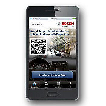Touring BOSCH tergicristallo Twin Set Anteriore 539 650+550mm BMW 5er e39
