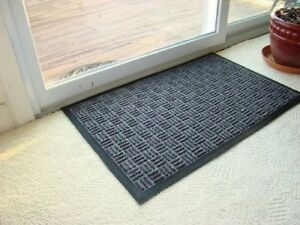 Kempf Water Retainer Mat 2 By 3 Feet Black 743946516012