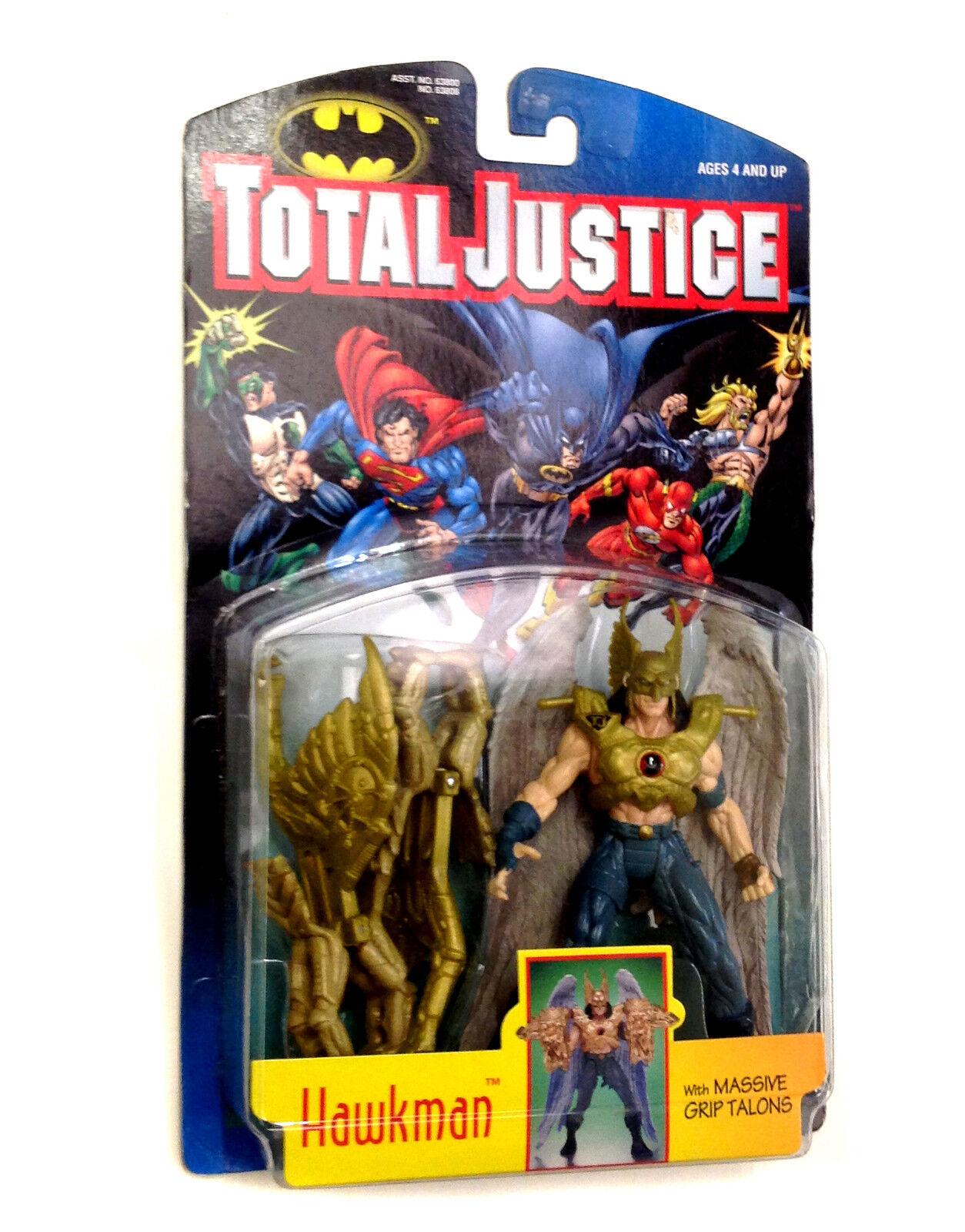 Dc comics der justiz falkenmann. wir kommen zurück 5  action - figur, sehr selten, batman, pfeil