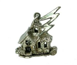 VINTAGE-SILVER-OPENING-HAUNTED-HOUSE-CHARM