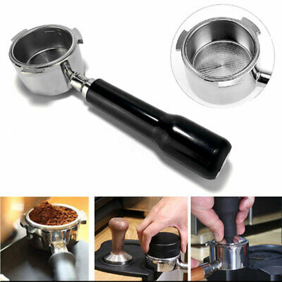51MM Stainless Steel Coffee Cups Bottomless Portafilter