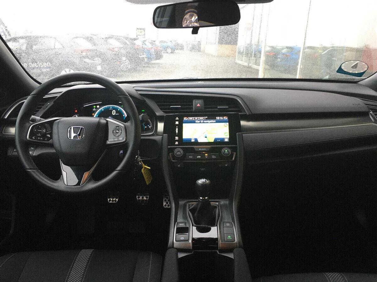 Honda Civic 1,6 i-DTEC Elegance - billede 10