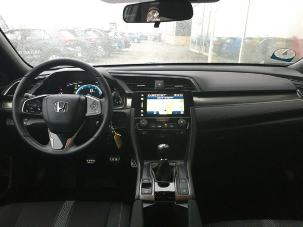 Honda Civic 1,6 i-DTEC Elegance billede 10