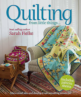 1 of 1 - Quilting by Sarah Fielke (Paperback, 2011)