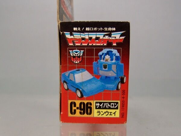 Ultra Rare Takara Transformers G1 C-96 RUNWAY vintage item For For For Collectors 4d9902