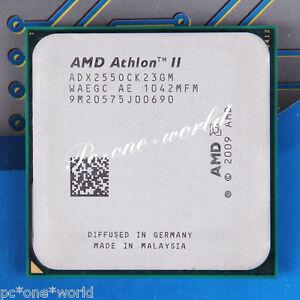 100-OK-ADX255OCK23GQ-AMD-Athlon-II-X2-255-3-1-GHz-Laptop-Processor-CPU-AM3