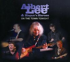 Albert Lee, Albert Lee & Hogan's Heroes - On the Town Tonight [New CD]