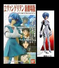 新世紀福音戰士綾波麗EVA Rebuild of Evangelion OVA Portraits Rei A